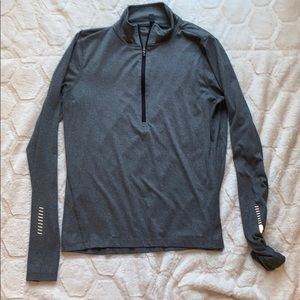 Aeropostale 1/2 Zip Active Shirt